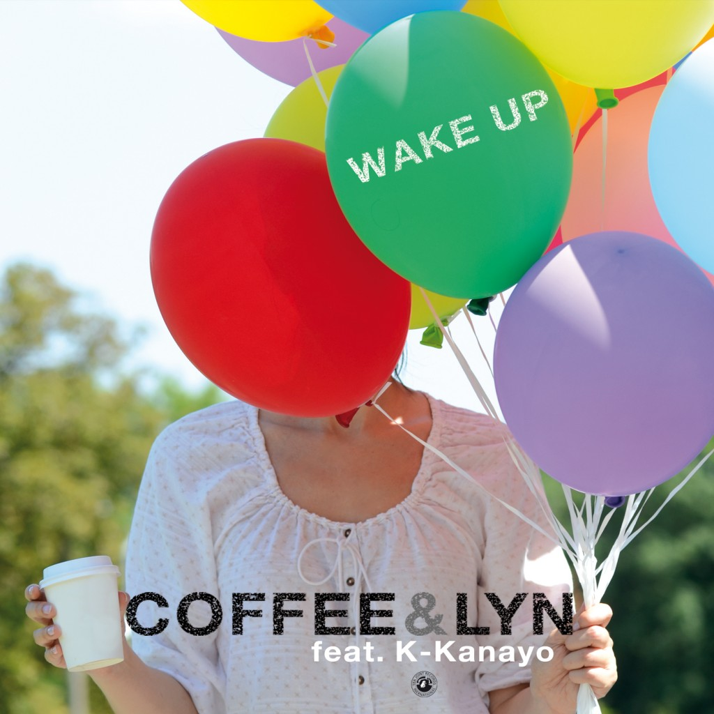 Coffee and Lyn - Wake Up (Single) Cover